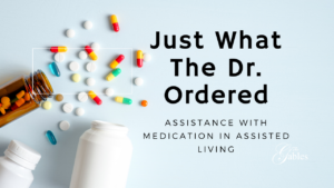 Medications In Assisted Living
